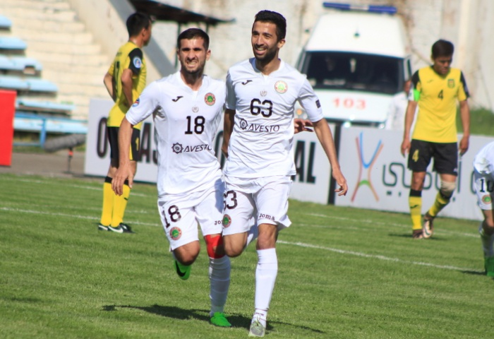Manuchekhr Dzhalilov FC Istiklol AFC Cup