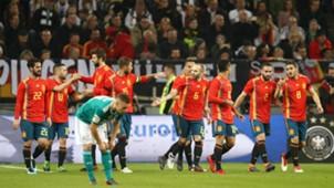 Rodrigo Moreno Alemania España Amistoso Internacional