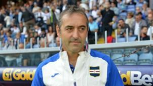 Marco Giampaolo, Sampdoria, Serie A, 24092017