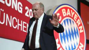 Uli Hoeneß FC Bayern München 30112018