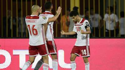 South Africa v Morocco July 2019