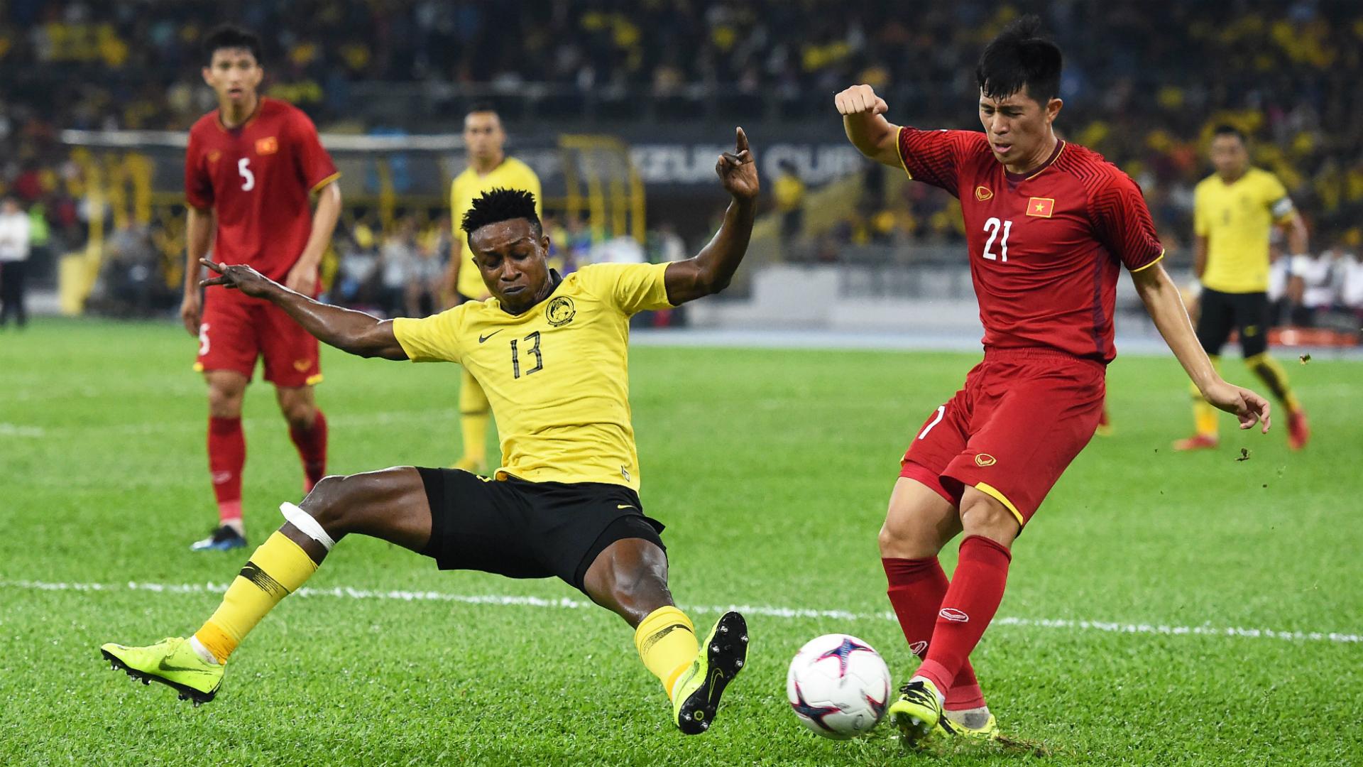 Mohamadou Sumareh, Malaysia, 2018 AFF Suzuki Cup