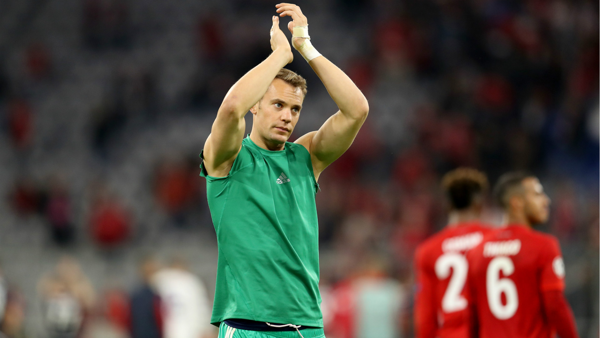 Manuel Neuer Bayern Munchen 2019