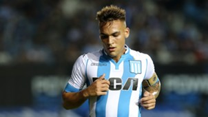 Lautaro Martinez Racing Club Argentinien 16022018