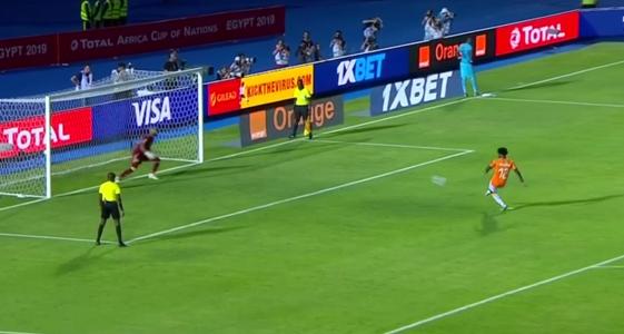 VIDEO-Highlights, Afrika-Cup: Elfenbeinküste - Algerien, 3:4 n.E.