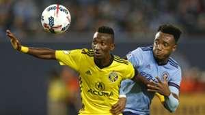 Harrison Afful Rodney Wallace MLS Columbus NYCFC 11052017