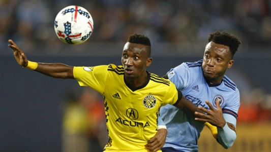 Harrison Afful Rodney Wallace MLS Columbus NYCFC 11052017