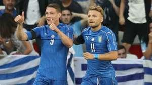 Belotti Immobile Italy Uruguay