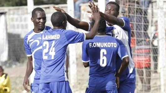 Lamine Diallo of Kakamega Homeboyz