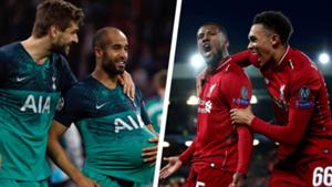 Tottenham Liverpool Champions League 2018-19