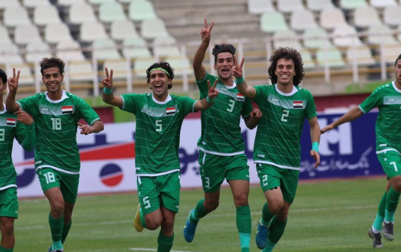 منتخب العراق الأولمبي