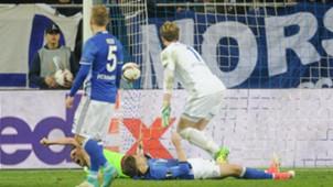 Nick Viergever, Fahrmann, Europa League, Schalke - Ajax
