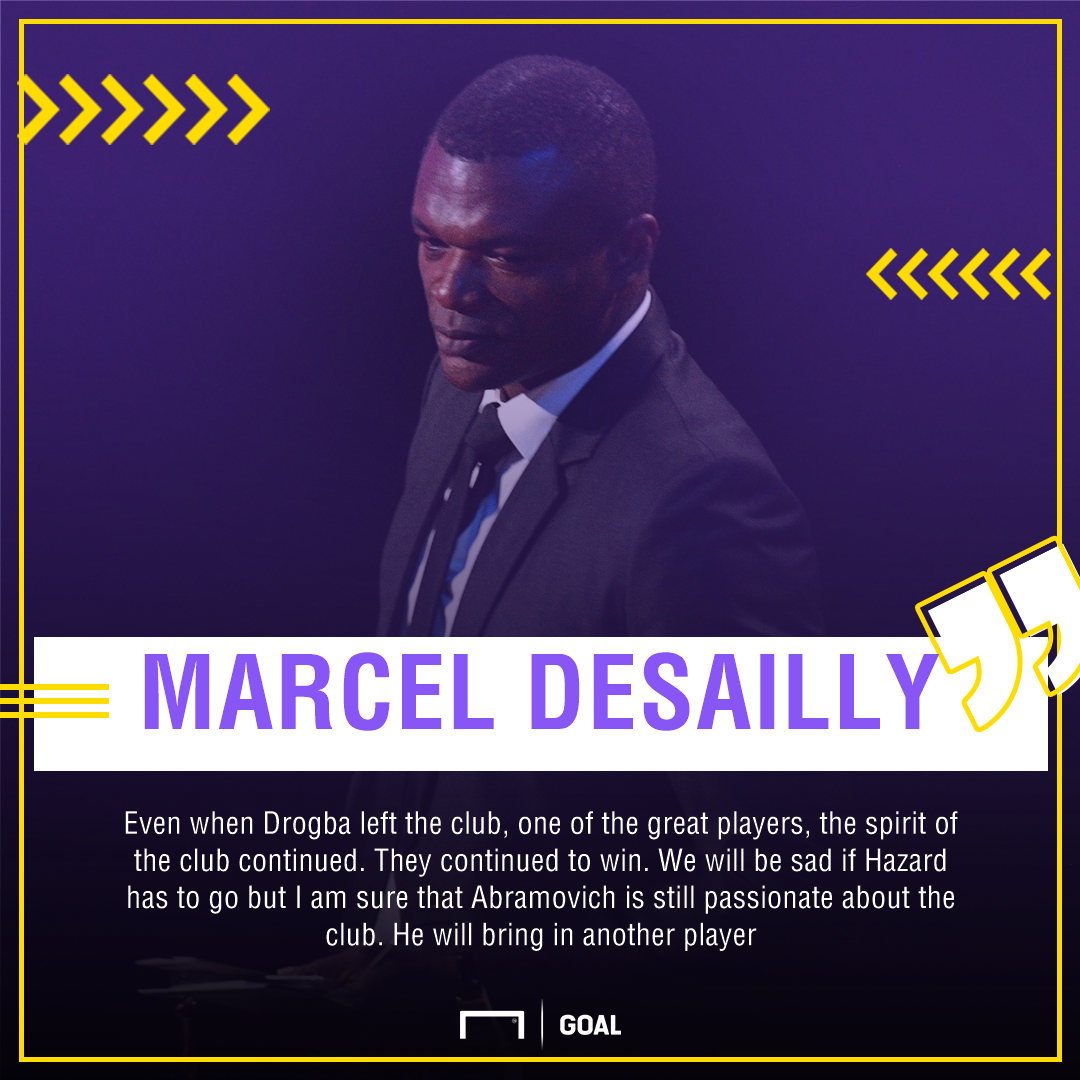 Marcel Desailly GFX