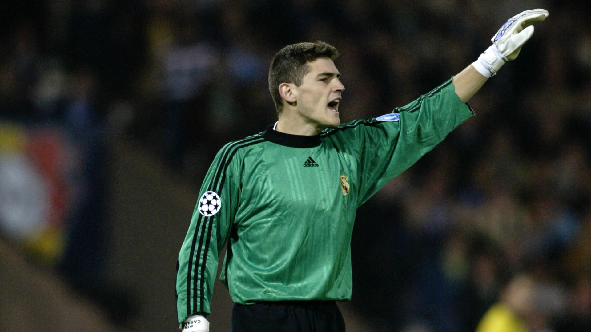 Como era o mundo quando Iker Casillas estreou pelo Real Madrid ... 95f98782b94d0