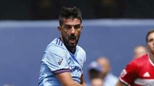 David Villa NYCFC MLS 072217