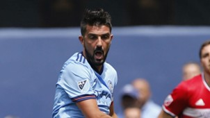David Villa NYCFC MLS 072217