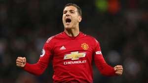 Diogo Dalot Manchester United 2018-19