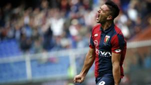 Giovanni Simeone Genoa Lazio Serie A