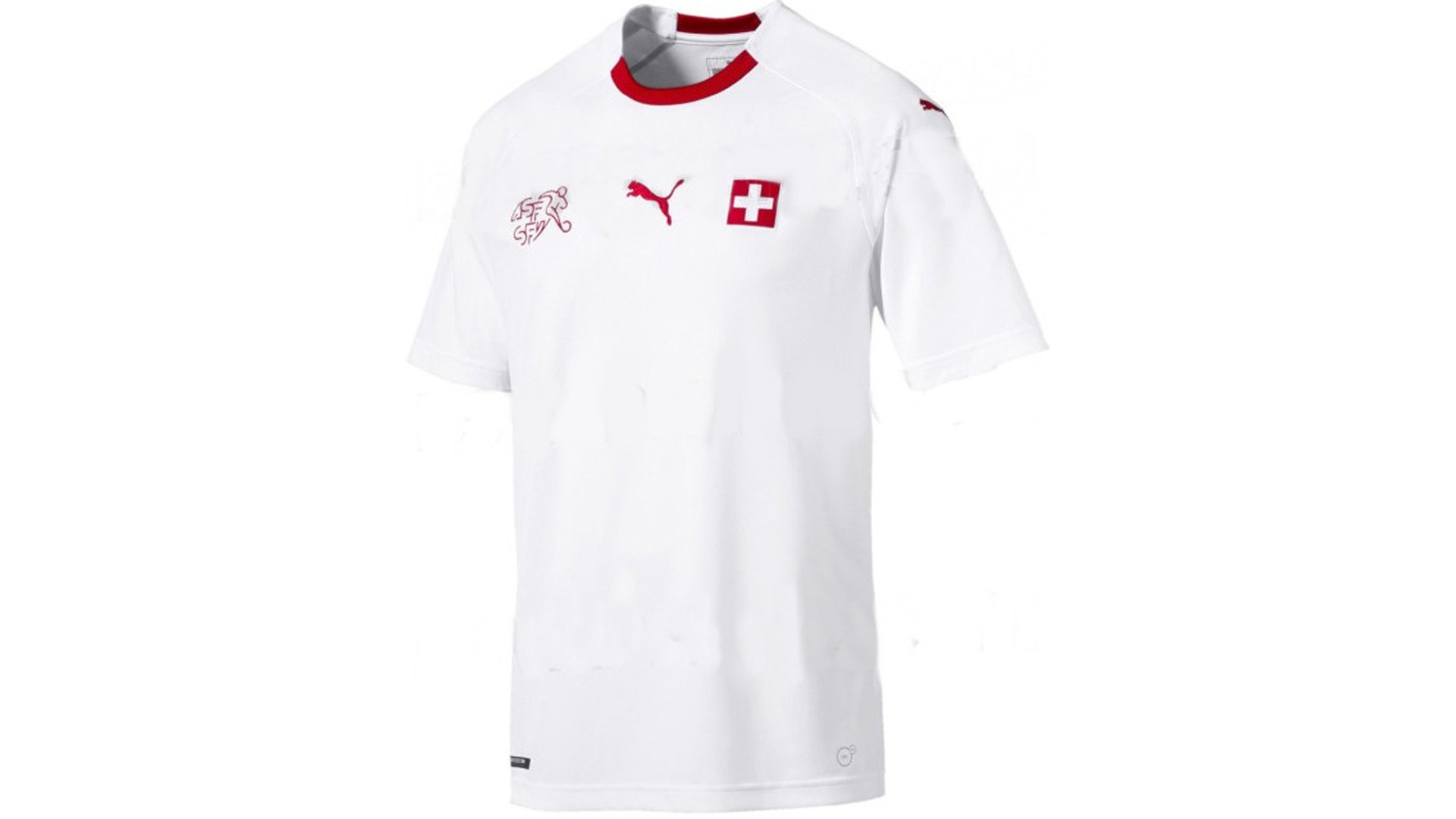 Suiza Camiseta Alternativa Switzerland Away Jersey 2018 Filtrada c42a75757f3