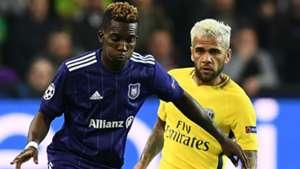 Henry Onyekuru and Alves
