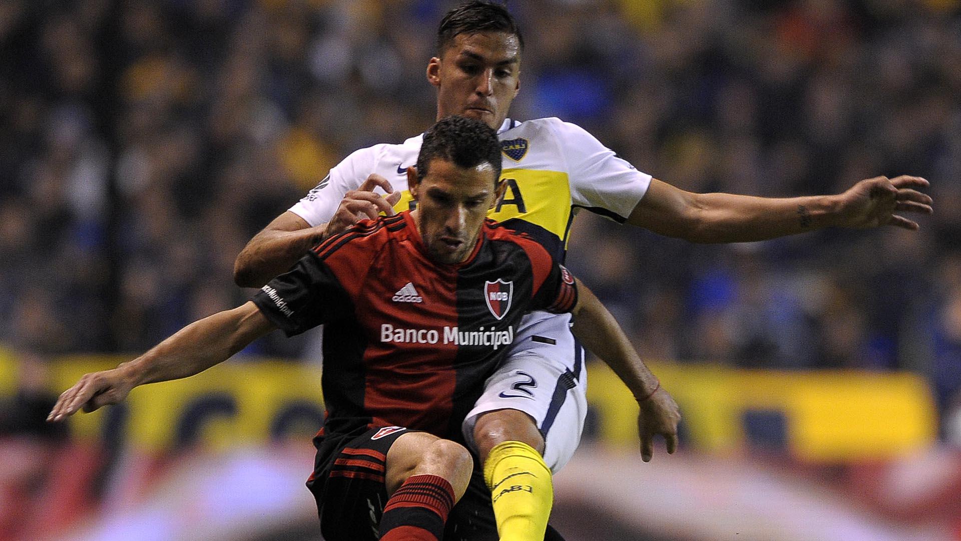 Boca Newells Fernando Tobio Maxi Rodriguez 200517
