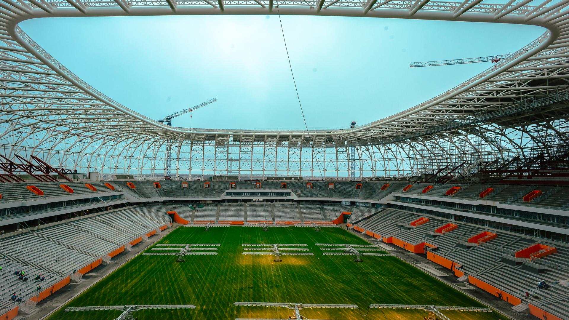 Stadion Russland Wm