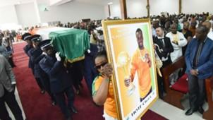 GALERI: Prosesi Pemakaman Cheick Tiote