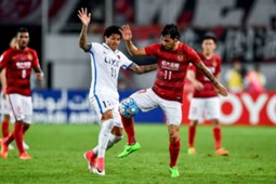 Guangzhou Evergrande vs Kashima Antlers