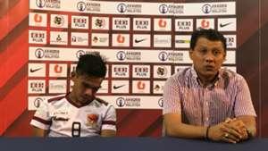 Zulhamizan Zakaria, Malik Ariff, Kuantan FA, FA Cup, 10032017