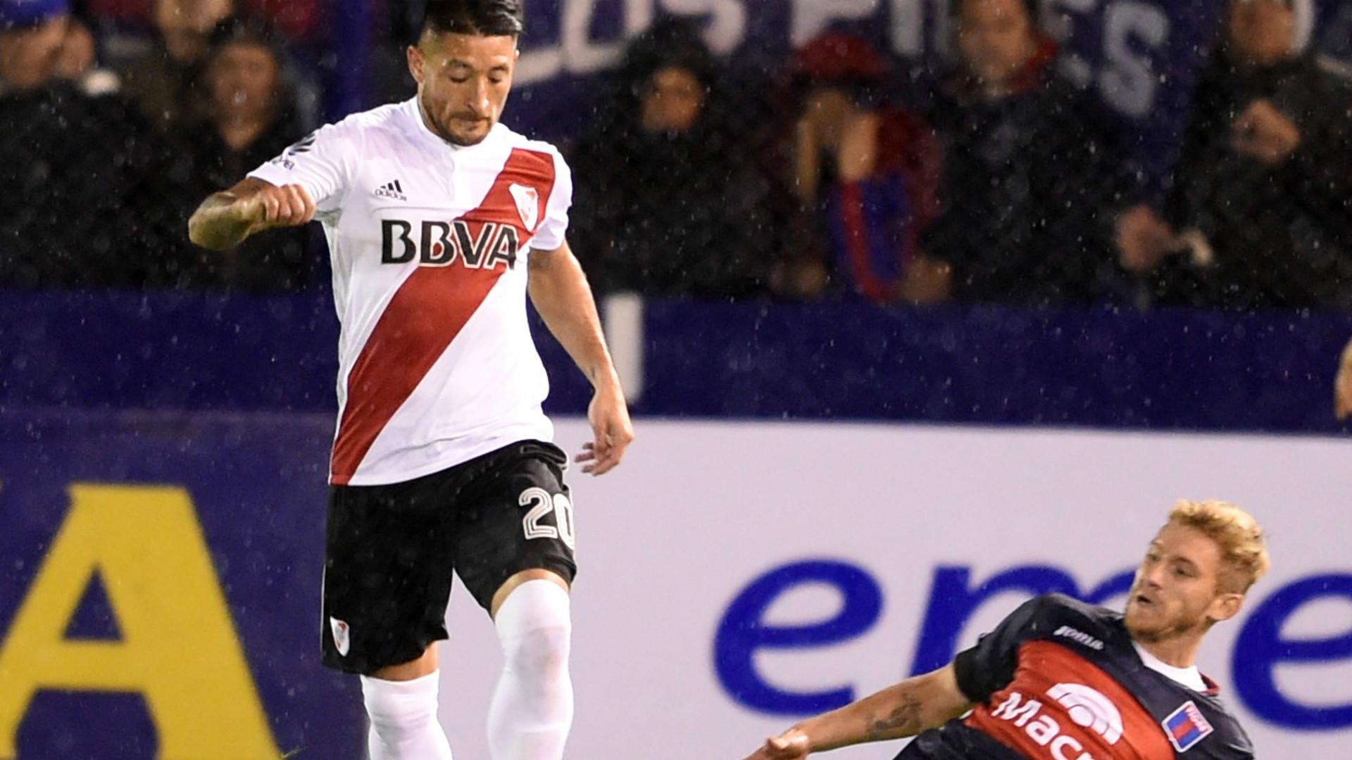Milton Casco Tigre River Plate Superliga Argentina 01102017