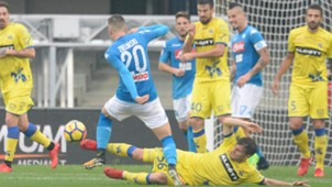 Chievo-Napoli 4