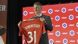 Bastian Schweinsteiger Chicago Fire shirt 032917
