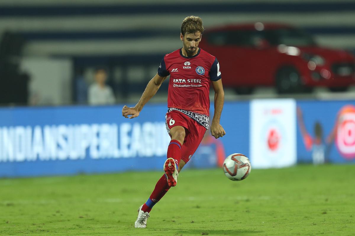 Bengaluru Jamshedur FC ISL