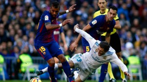 Paulinho Mateo Kovacic Real Madrid Barcelona 23122017