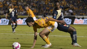 Jürgen Damm Renato Ibarra Tigres América 081018