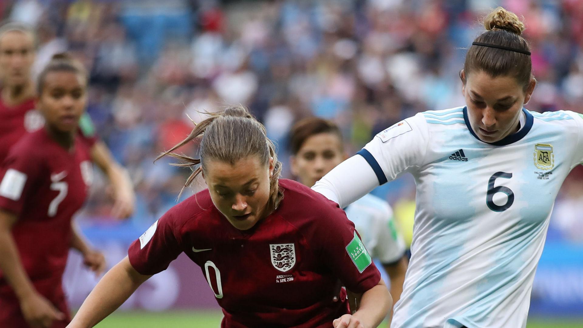 Fran Kirby Aldana Cometti England Argentina