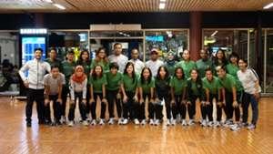 Timnas Wanita Indonesia - Kualifikasi Olimpiade 2020