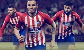 Atletico Madrid Heimtrikot 18 19