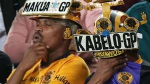 Kaizer Chiefs fans, April 2019