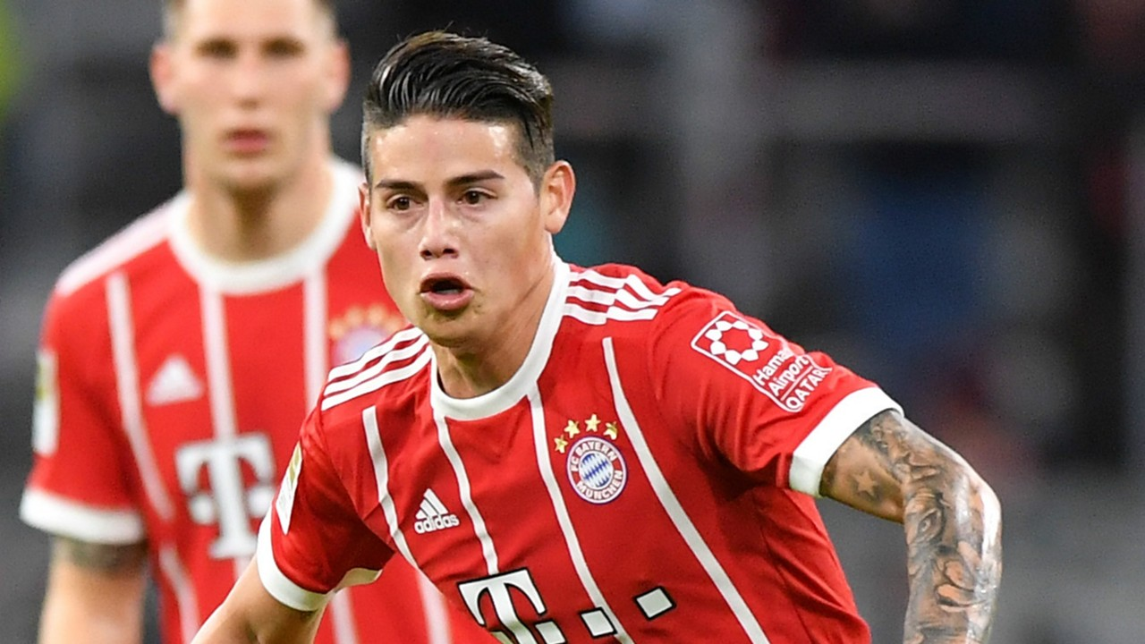 Transfer News Real Madrid Return For James Rodriguez Bayern Munich Loanee Refuses To Address Future Rumours