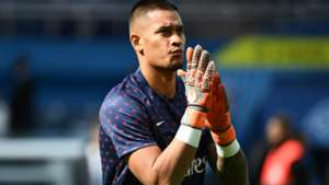 Goalkeeper Areola pens new PSG deal until 2023