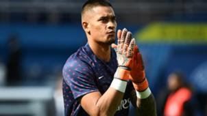 Alphonse Areola PSG 2018