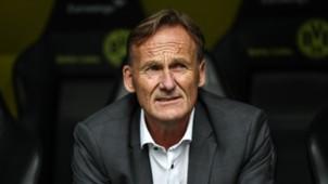 Hans-Joachim Watzke, Bundesliga Dortmund - Hertha BSC, 08262017