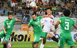 AFC Cup 2019, Tai Po 1:3 lost to April 25.