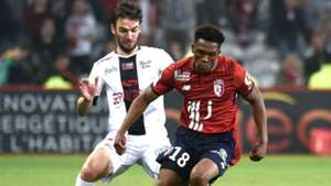 Lebo Mothiba Lille Guingamp Ligue 1 14042018