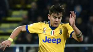 Paulo Dybala Juventus Cagliari
