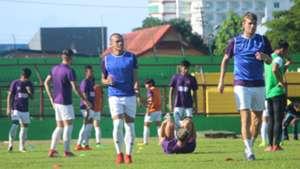 Ferdinand Sinaga Wiljan Pluim - PSM Makassar