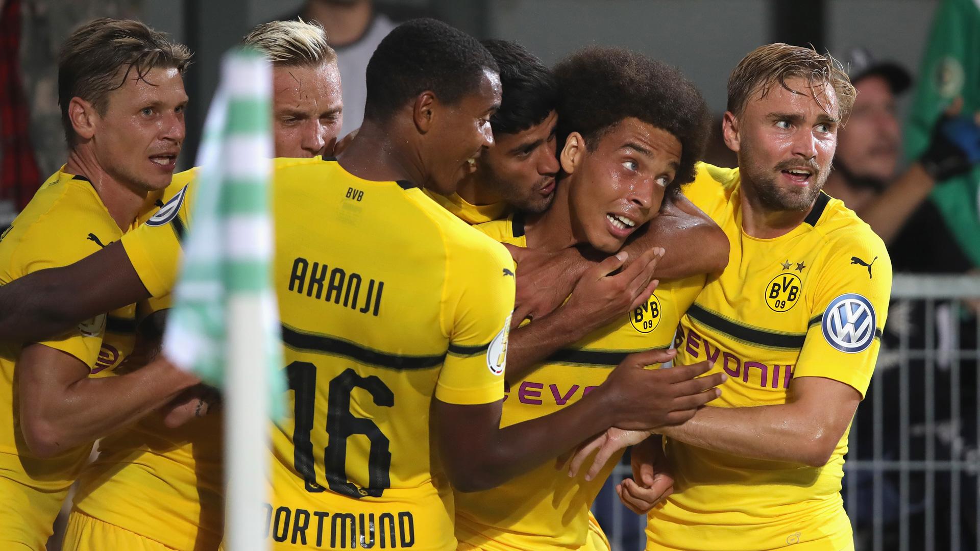 BVB Borussia Dortmund 20082018