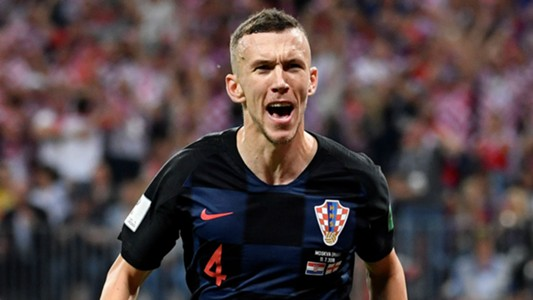 Ivan Perisic Croatia England World Cup