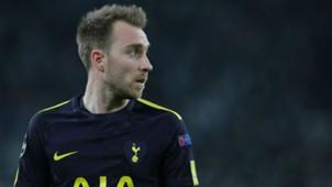 Christian Eriksen Tottenham Juventus Champions League
